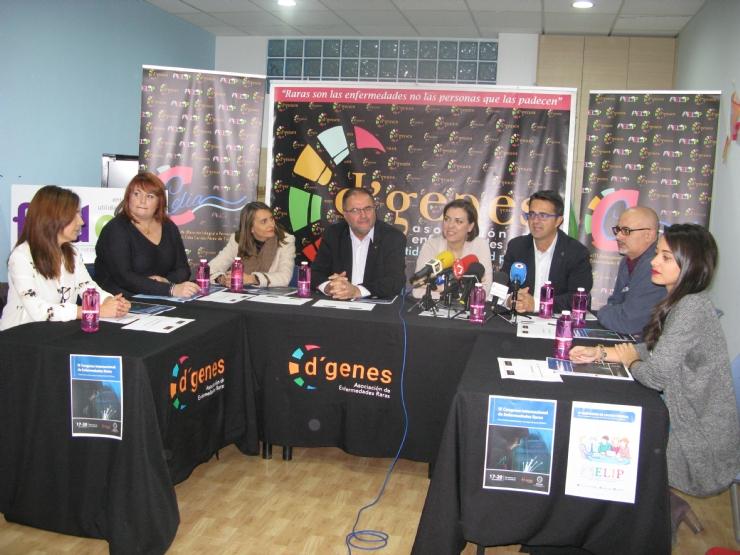 Se presenta el IX Congreso Internacional de Enfermedades Raras