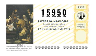 Lotería de Navidad de la Asociación Española de HSC